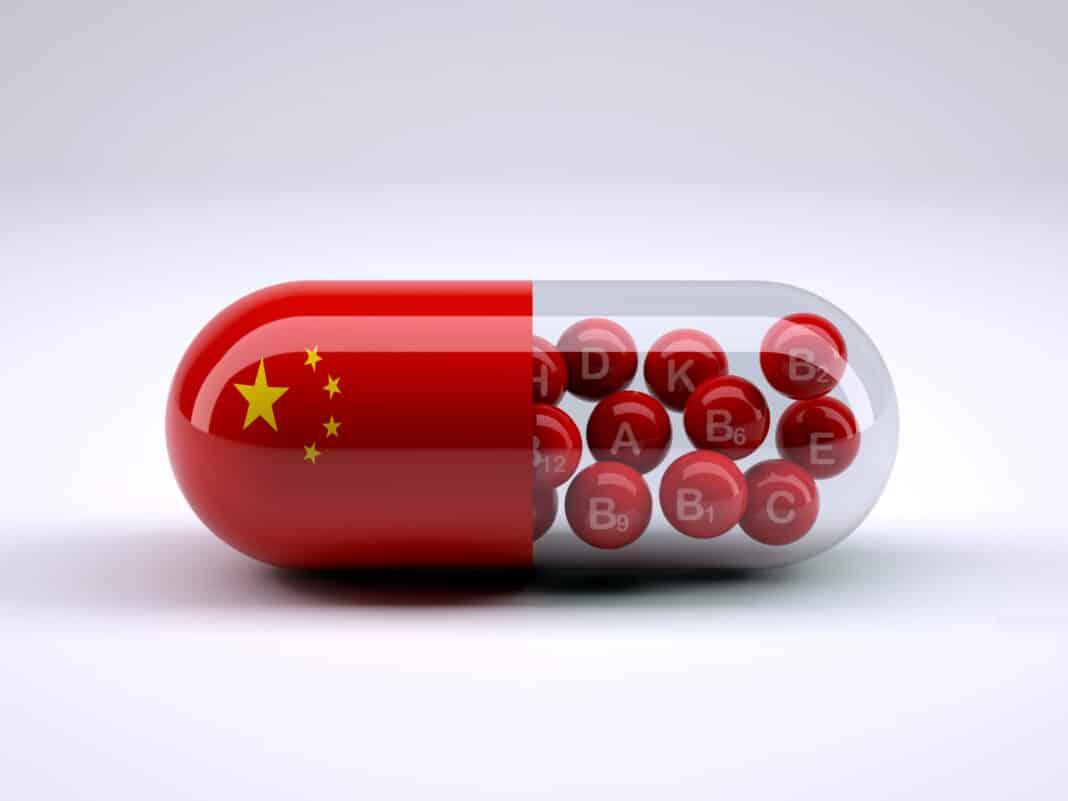 Cina, farmaci