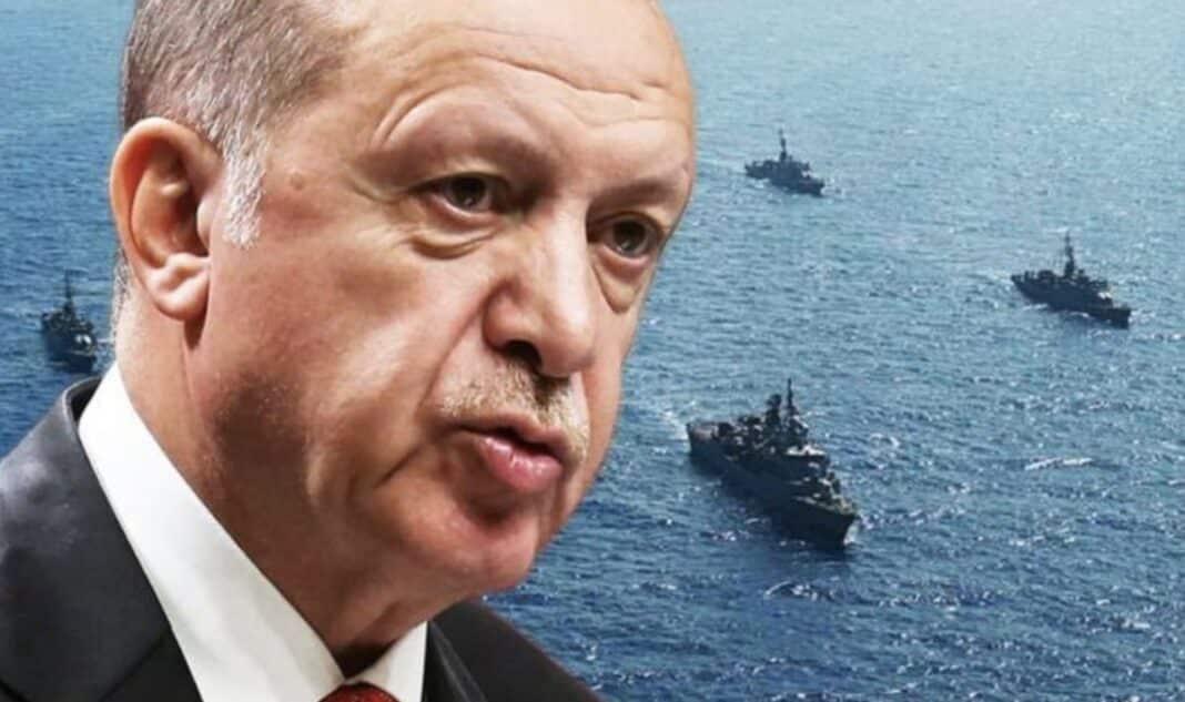 Erdogan, Grecia