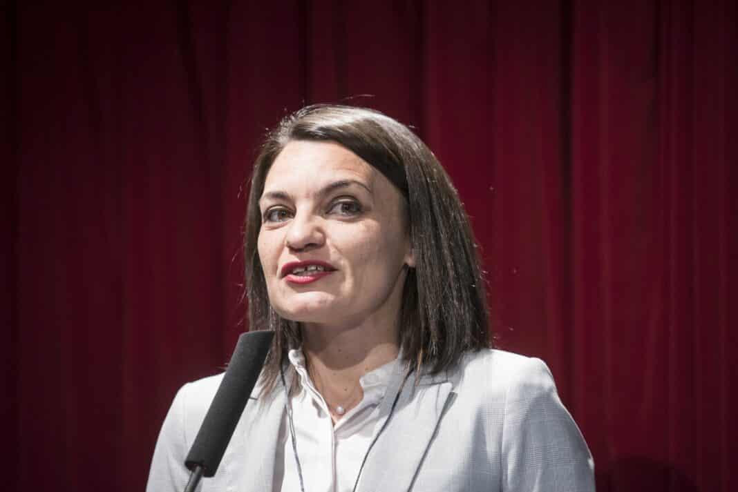 Giulia Lupo, senatrice