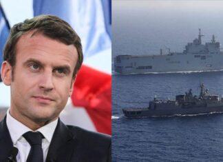 Macron, Francia