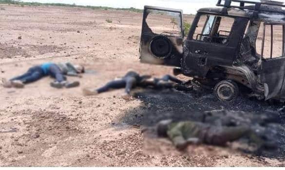 Niger cooperanti francesi uccisi