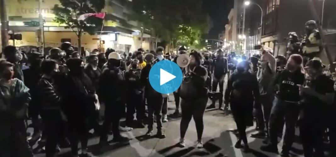 Portland, fascista