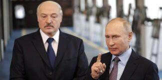 Bielorussia, Putin