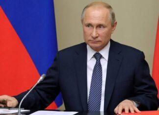Putin, coronavirus