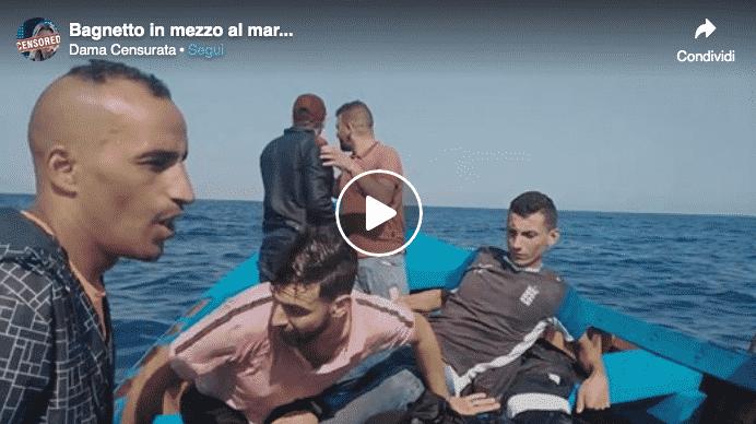 immigrati algerini sardegna bagno tuffo