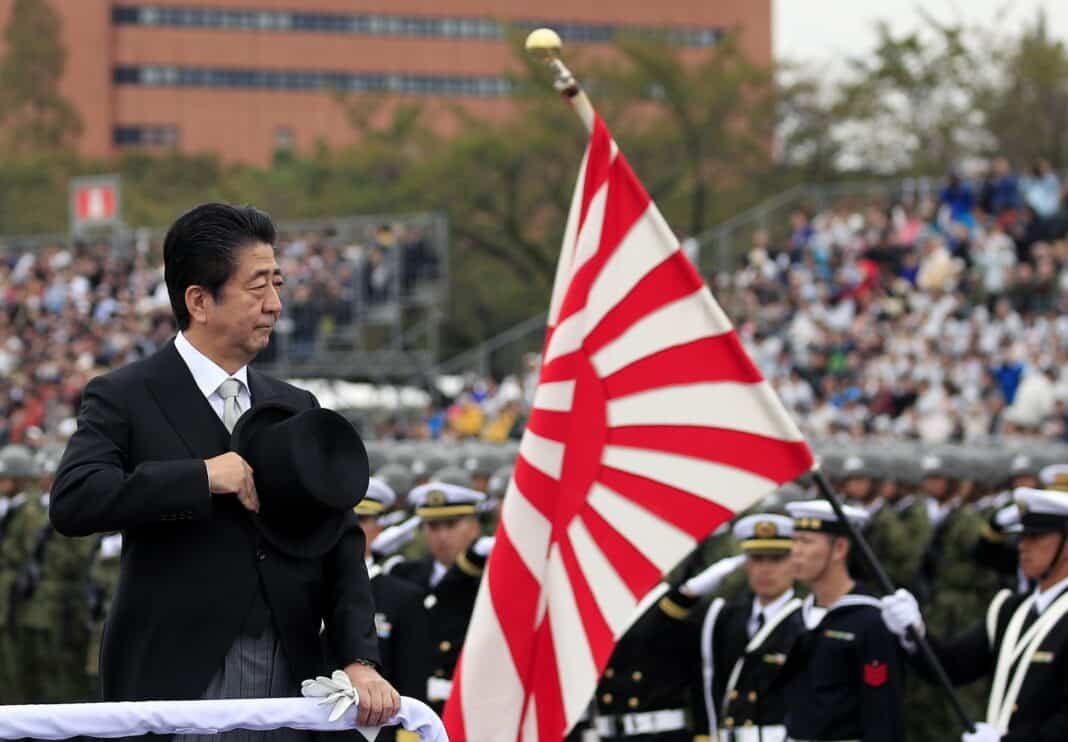 Abe, Giappone