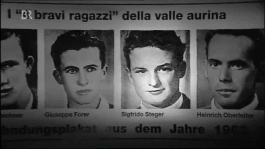 Alto Adige, omicidio