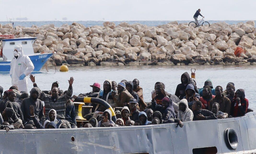Viminale, immigrati