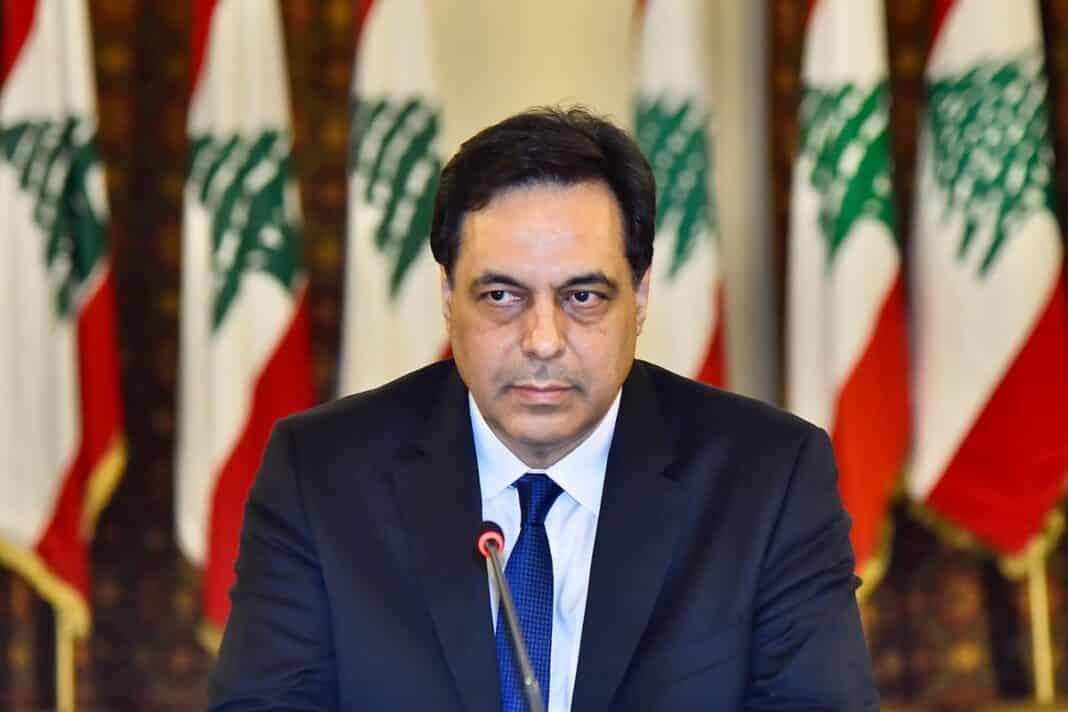 Libano, governo