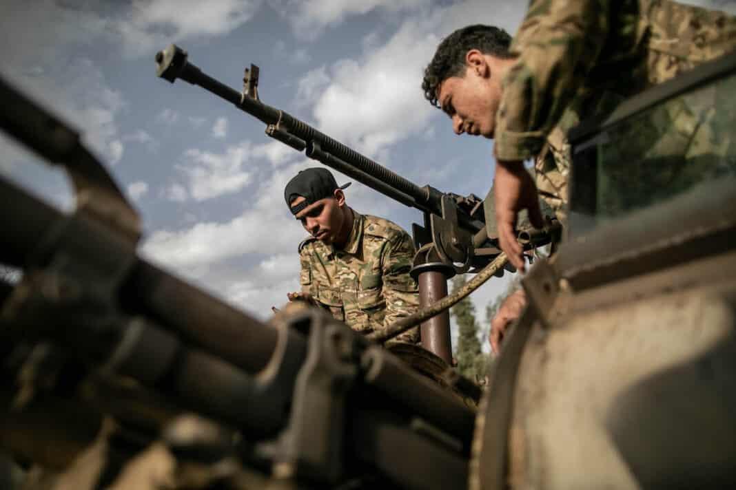 Libia, cessate il fuoco