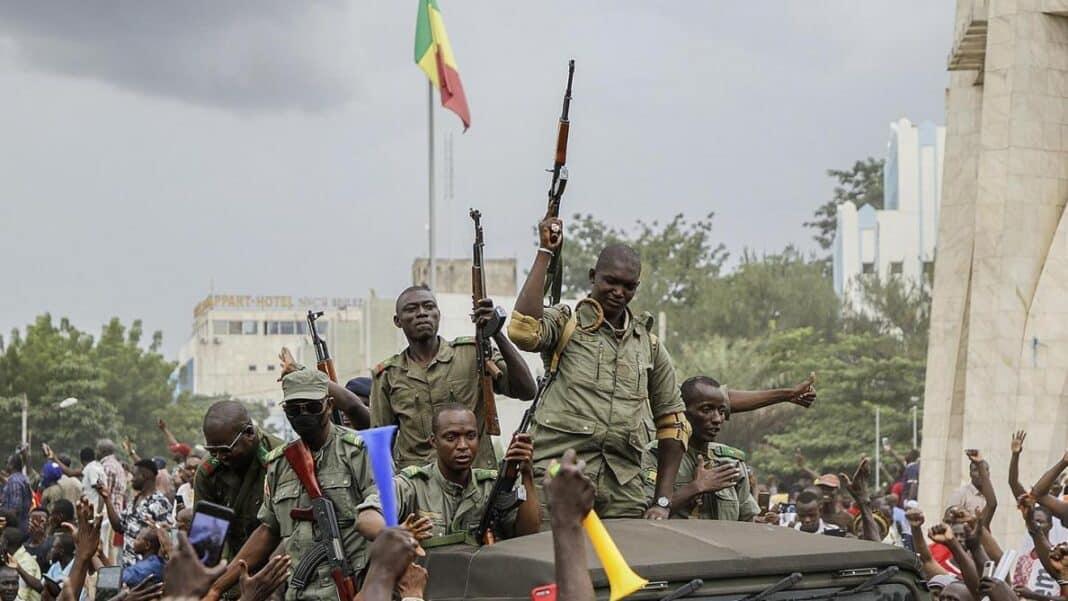 Mali, colpo di stato