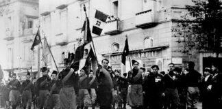 Squadristi marcia su Roma