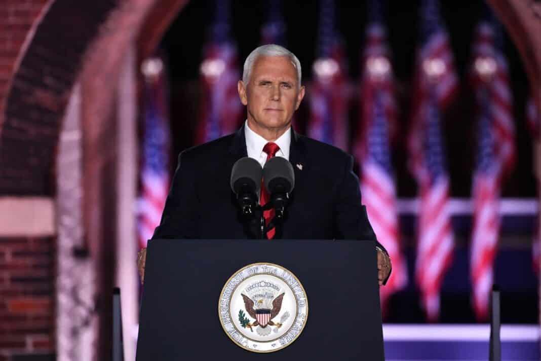 Mike Pence, Usa