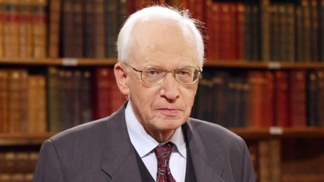 Ernst Nolte, storico