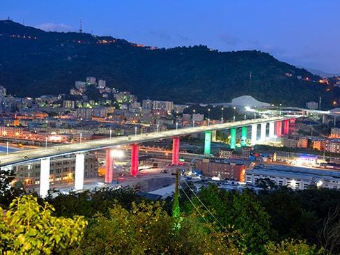 autostrade ponte genova