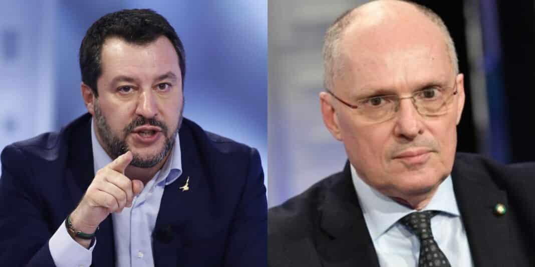 Salvini, e Ricciardi