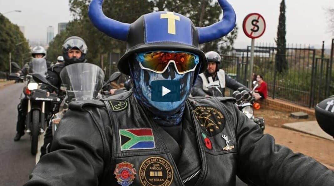 Sudafrica, bikers