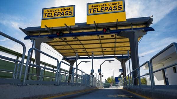 vendita 49% telepass