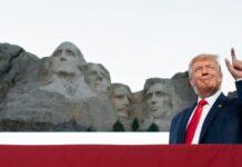 Trump, scultura