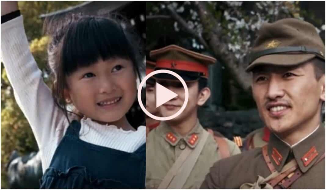 Giappone cortometraggio eroi caduti