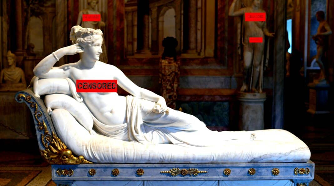 Paolina Borghese di Canova
