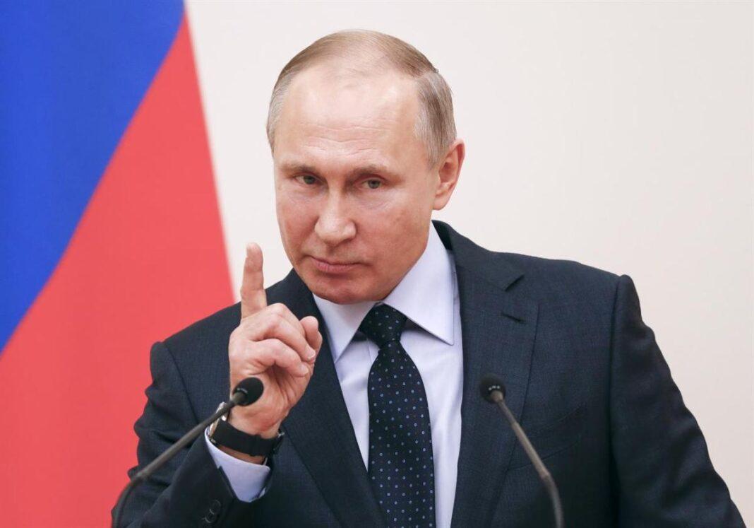 Putin caso navalny