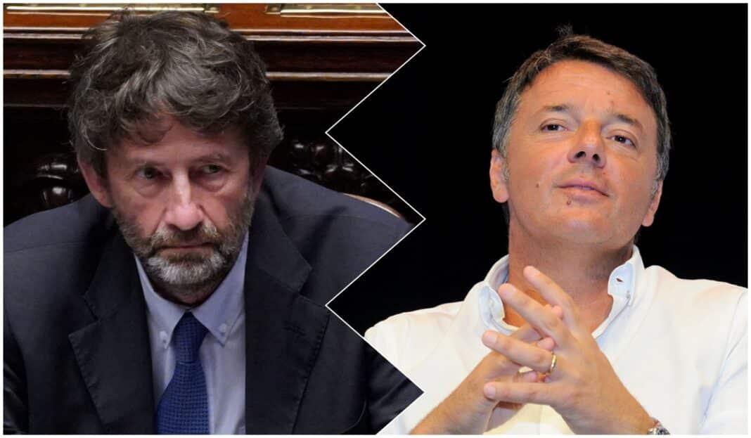 Regionali Franceschini Renzi
