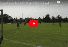 distanziamento sociale germania calcio