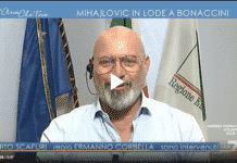 Bonaccini risponde a Mihajlovic