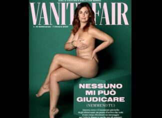 Vanessa Incontrada Vanity Fair