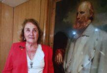 Anita Garibaldi, pronipote