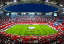 Germania, stadio