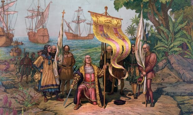 storia colonialismo