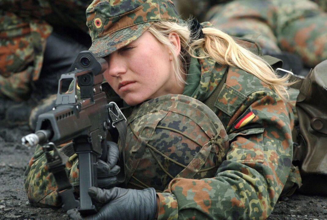forze armate germania femminile