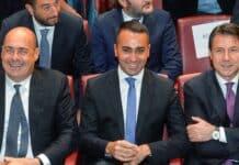 elezioni Zingaretti Di Maio Conte
