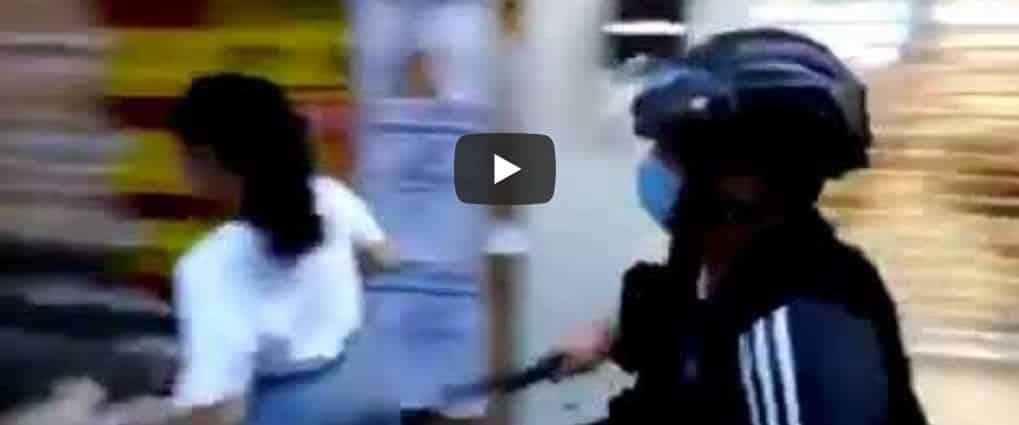 Hong Kong, arresto