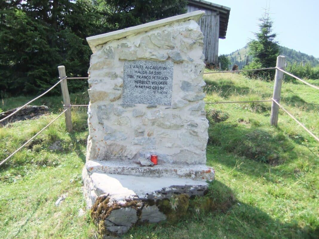 Malga Sasso, Alto Adige