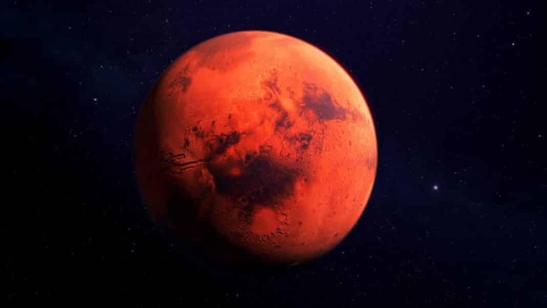 Marte, pianeta