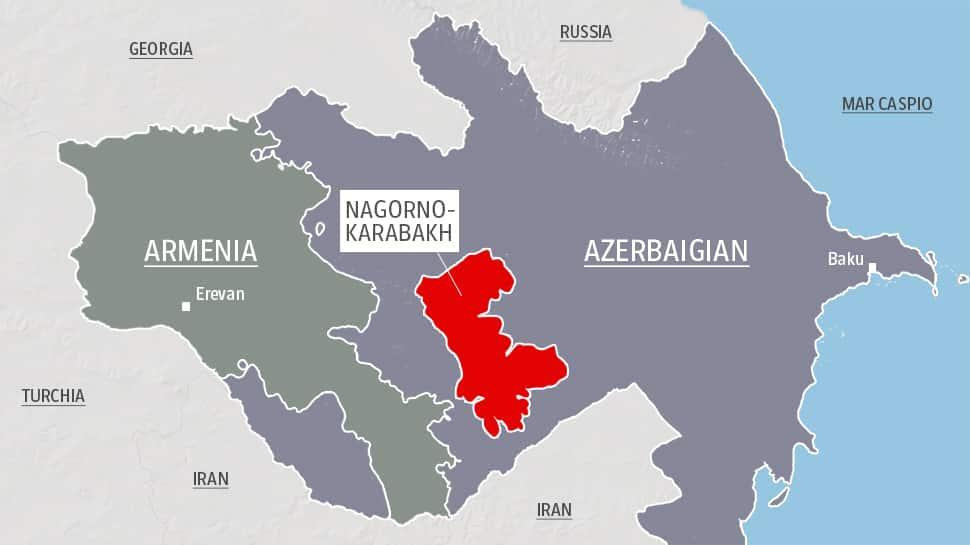 Nagorno Karabakh, Russia chiede a Turchia di lavorare per la pace