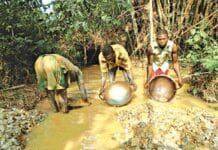 Nigeria, oro