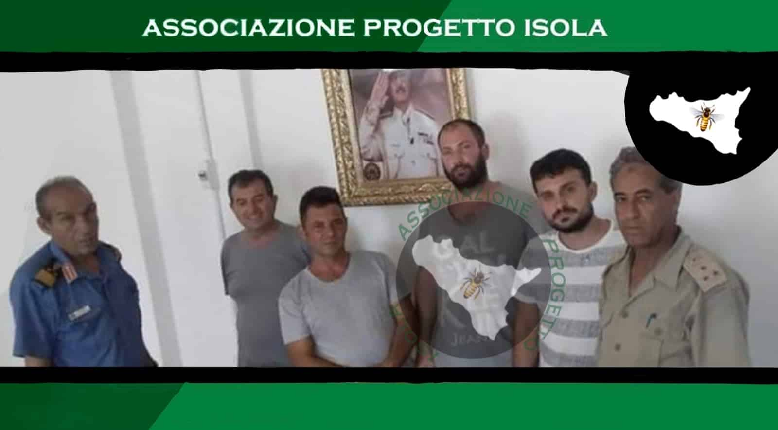 Libia, pescatori italiani