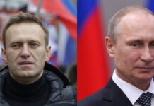 Putin, con Navalny