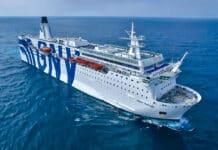 nave quarantena azzurra