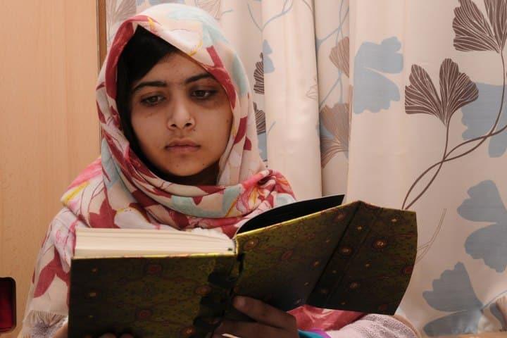 Malala attaccata dagli studenti di sinistra