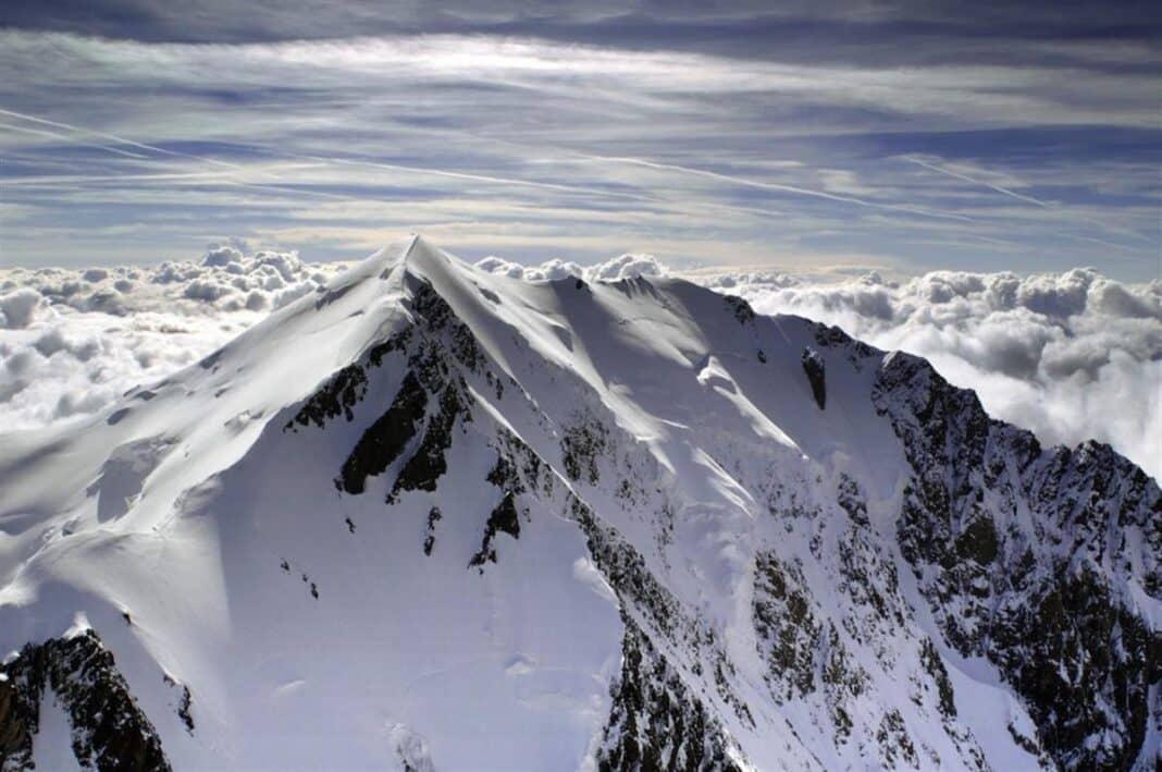 Monte Bianco, Italia