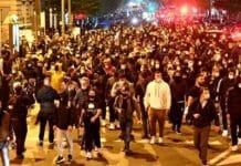 manifestazioni napoli movimento