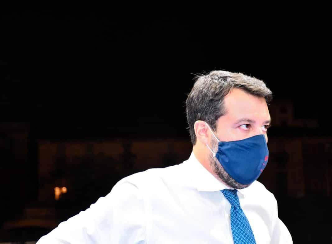 Salvini. Catania