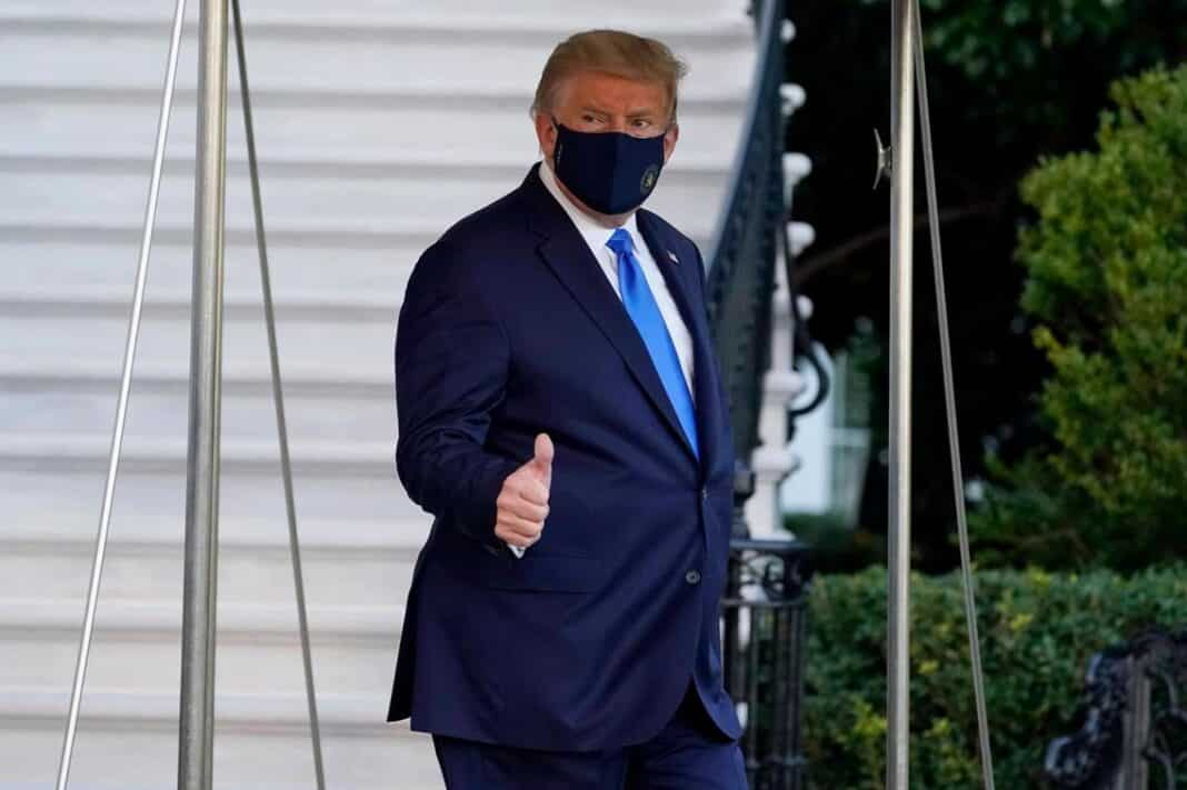 Trump, coronavirus