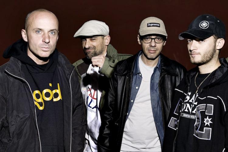 Assalti Frontali droga antifascista rapper