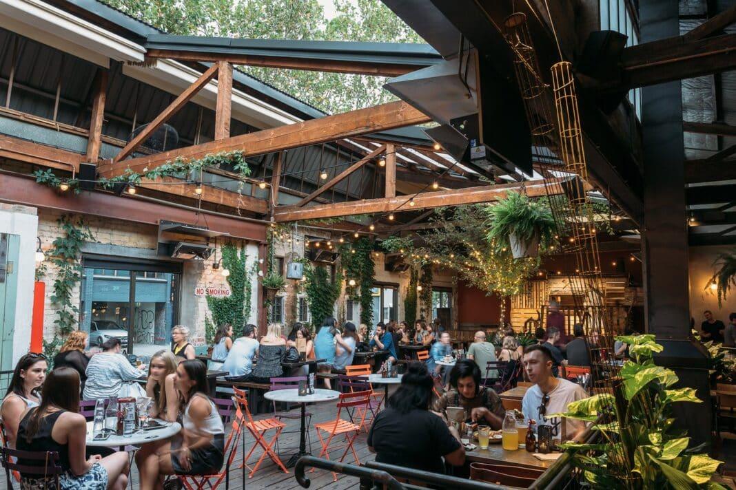 Australia, ristorante